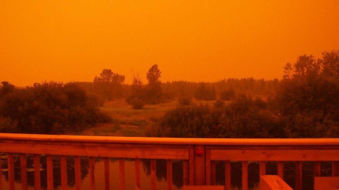 Hazy August