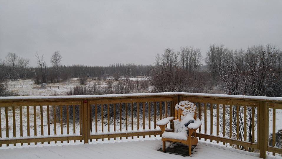 Nov 1 snow