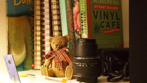 Shelf Clutter